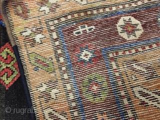 Shahsewan long rug