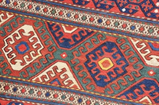 Mafrash Flatweave, Schahsavan-tribes, ca. 104 x 44 cm. 