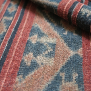 Indonesia | Bridewealth Ikat Panel