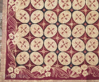 Javanese batik hipcloth (Kain Lepas)