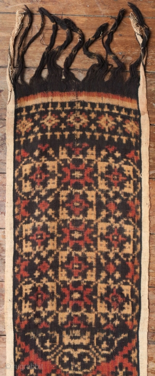 Balinese Double Ikat Textile (Kamben Geringsing)