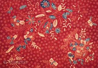 c. 1900 Javanese batik sarong