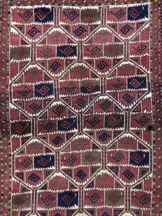Amu Darya Rug Size 111x170 cm / 3'7'' x 5'6''