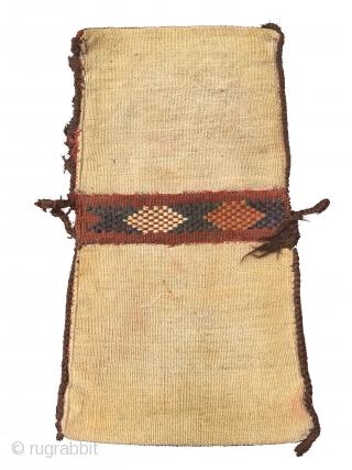 Persian 19th Century Small Heybe Size 53x28 cm