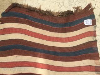 Eastern Anatolia Kurdish Kilim Size 307x85 cm