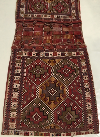 Caucasian Verneh Heybe Good Condition Size 131x54 cm