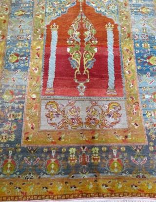 Anatolian Sivas Rug Size 127x188 cm / 4'2''x 6'2''