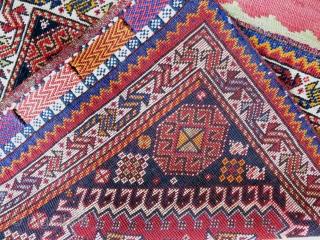 Qasqhay Bag Size 54x105 cm / 1'8''x3'5''