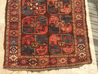 Uzbekistan Karakalpak Rug Size 152x290cm / 5'0'' x 9'6''