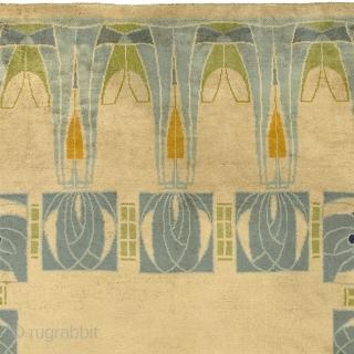 "Antique Austrian Viennese Rug Austria ca.1910 16'2"" x 12'8"" (493 x 387 cm) FJ Hakimian Reference #03418"