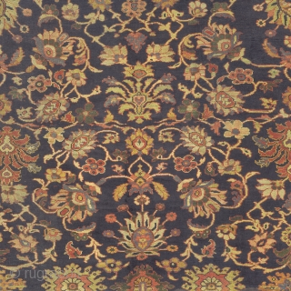 """Antique Persian Sultanabad Rug North-West Persia ca.1890 16'10"""" x 11'4"""" (514 x 346 cm) FJ Hakimian Reference #06141"""