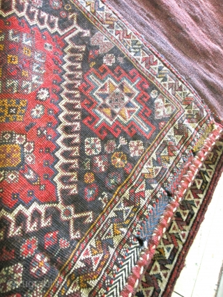 19th Century Qashgai Bag.