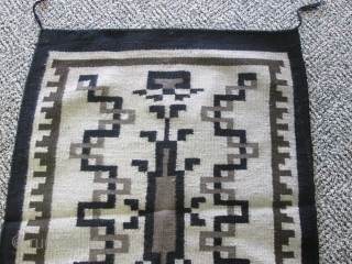 Small Antique Navajo Rug.