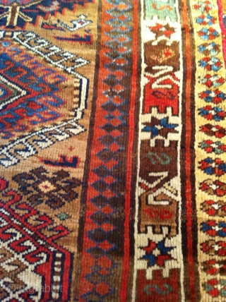 VERY ATTRACTIVE KURDISH RUG
