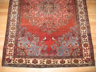3564-Malayer carpet 200x137
