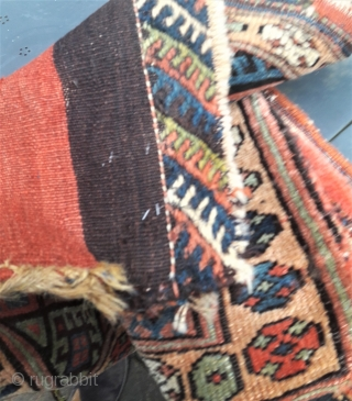 Late 19th/early 20th century Kurdish Jaf bag