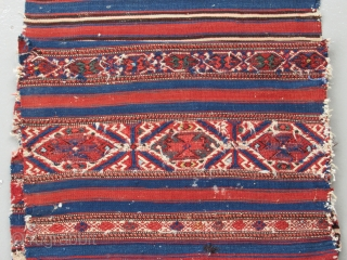 "Northwest Anatolian cuval....Bergama-Balikesir area....c. 1875....22""x 39""
