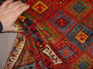 simply fantastic! most wonderful natural colors, and wool quality! 85x69cm 2.8x2.3ft