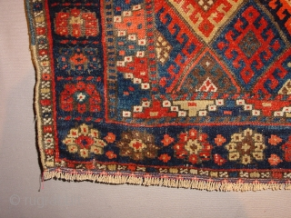 superbe great wide generous  bagface , wonderful natural colors, , no problems at all 85x115cm 2.8x3.8ft without the fringes