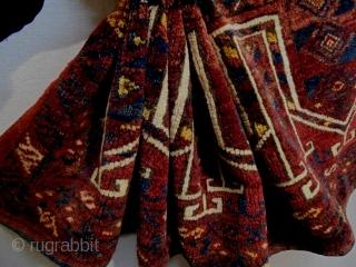 Universal Design Ersari Penjerelik Size: 138x44cm Natural colors, made in period 1910/20
