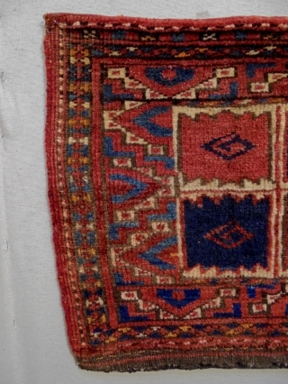 Twin Uzbekh/Kyrgyz Bagfaces Size: 59x45cm and 60x45cm