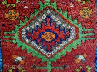 Kurdish Mafrash Size: 95x58cm Super wool quality, made in period 1910