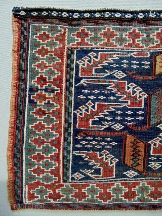 19th Century Shasafan Soumakh