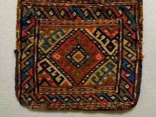 19th Century Soumakh Saltbag