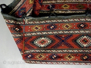 19th Century Baby Rocking Cradle Size: 110x53x47cm Natural colors