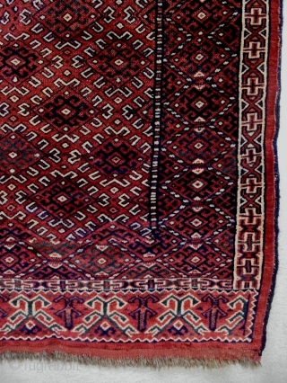 Fine Interesting Youmuth Prayer Rug