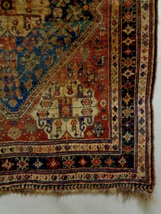 19th Century Very Fine Qasqhay
