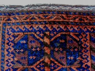 19th Century Baluch Bag