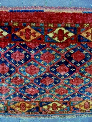 19th Century Turkmen Torba