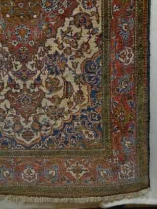 Fine Keshan Size: 147x216cm Made in circa 1920