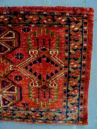 Bashir Penjerelik Size: 150x39cm Natural colors, made in period 1910/20