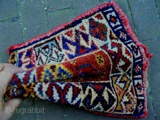 Kurdsixh and Afshar Bag Size: 28x30cm and 34x30cm