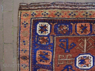 19th Century Baluch Bagface