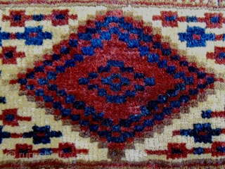 Turkmen Penjerelik Size: 121x29cm Natural colors, made in period 1910/20