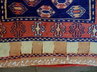 Soumakh Size: 49x56cm made in period 1910/20