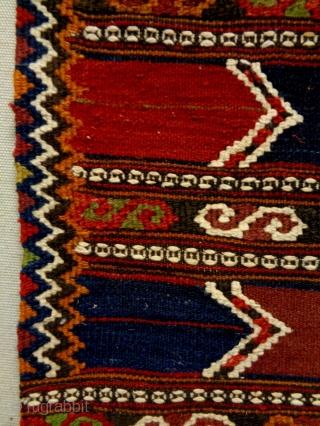 Monastir Kelim Size: 57x97cm Made in circa 1910/20
