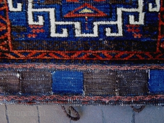 Baluch Bagface and Bag Complete