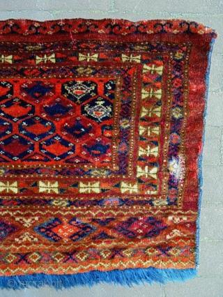 Penjerelik Sarik Design Size: 132x45cm Made in period 1910/20