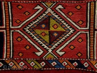Anatolian Cuval Size: 115x160cm Made in circa 1910