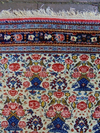 19th Century Very Fine Lawar Kirman