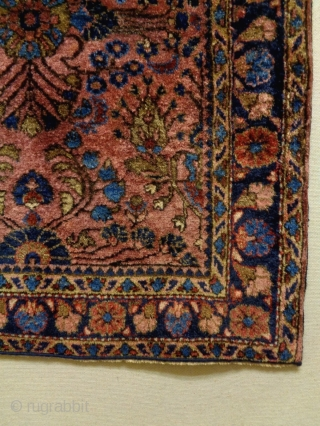 Very Fine American Saroukh