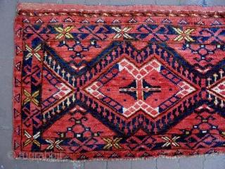 19th Century Bashir Penjerelik Size: 149x42cm Natural colors