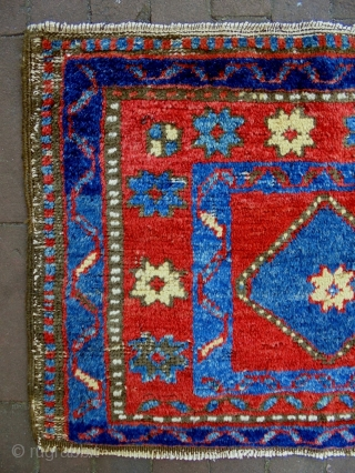 Caucasian Bagface Size: 65x47cm Natural colors, made in period 1910