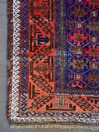 19th Century Baluch Size: 94x176cm