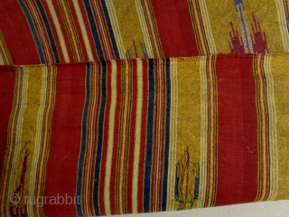 19th Century Fine Syrian Textile