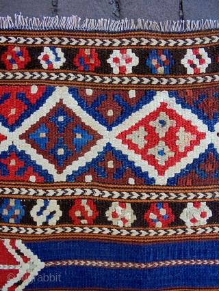 Monastir Kelim Size: 60x101cm Made in circa 1910/20